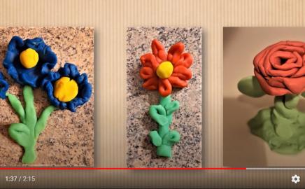 """Keramikos studijos mokinių sveikinimas – paroda ,,SU GIMIMO DIENA, GIMNAZIJA"""""""